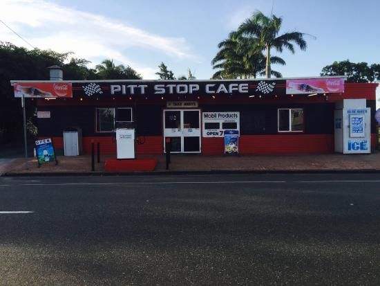 Pittstop Cafe Proserpine - Accommodation Airlie Beach