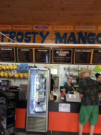 Frosty Mango - Accommodation Airlie Beach