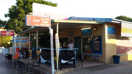 Jetty Seafood and Hamburgers - Accommodation Airlie Beach