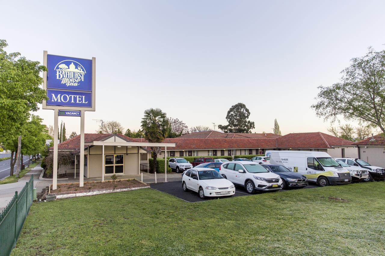 Bathurst Motor Inn - Accommodation Airlie Beach