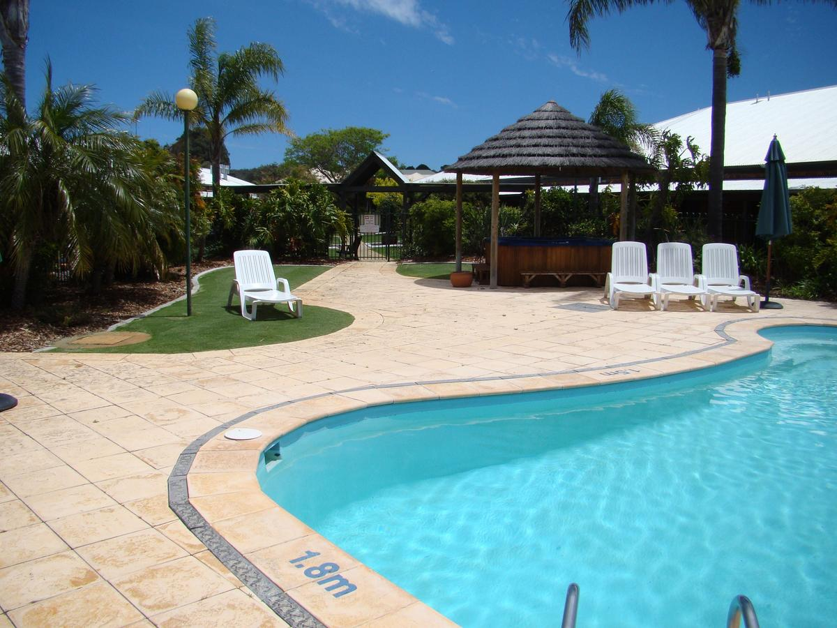 Dunsborough Central Motel - Accommodation Airlie Beach