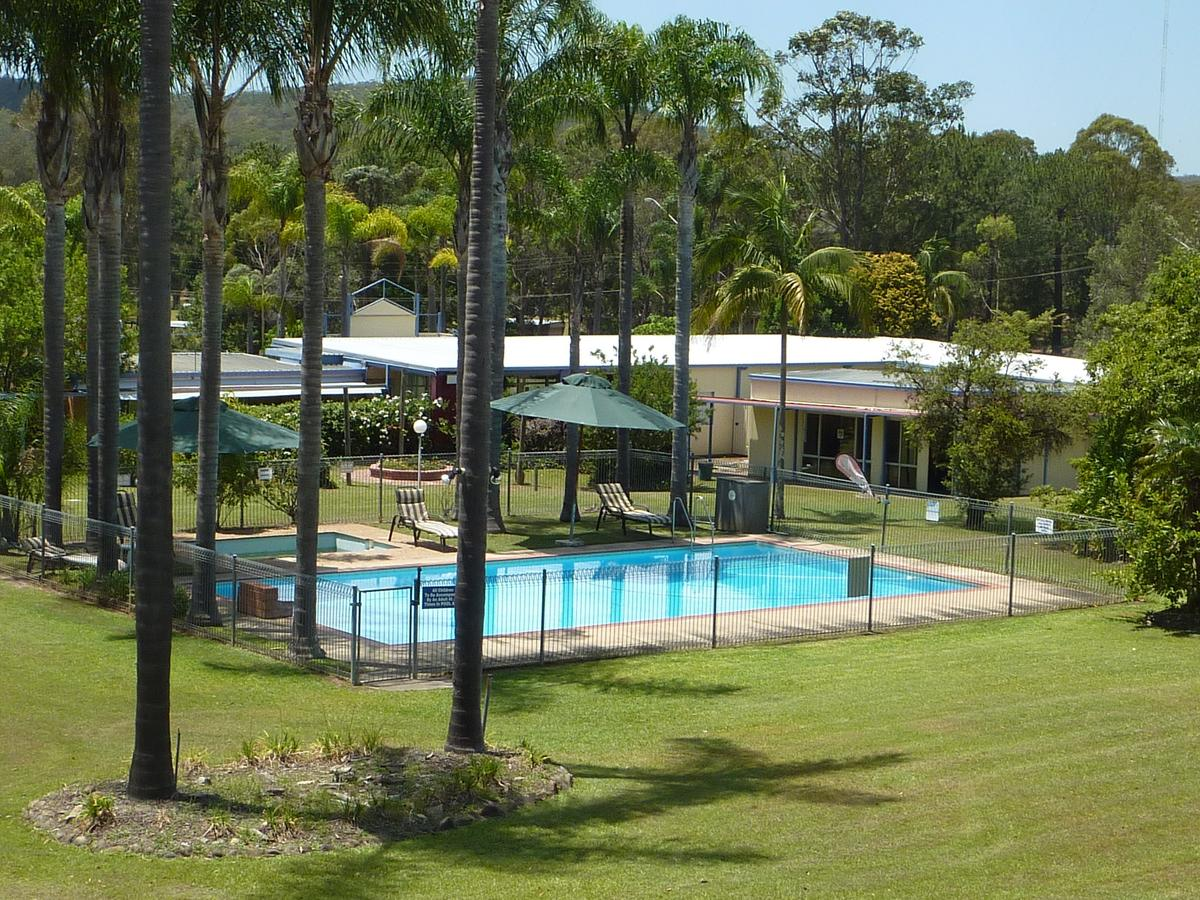 Kempsey Rose Motor Inn - Accommodation Airlie Beach