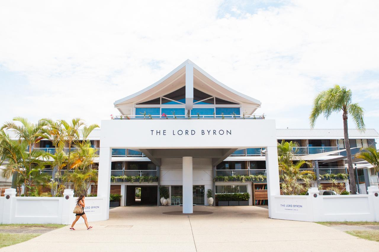 The Lord Byron - Accommodation Airlie Beach