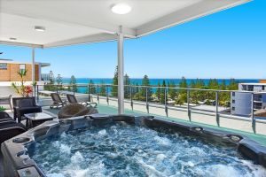 Macquarie Waters Boutique Apartment Hotel - Accommodation Airlie Beach