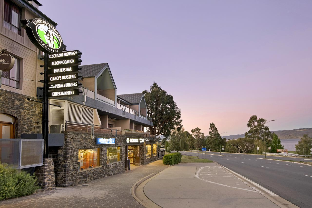 Banjo Paterson Inn - Accommodation Airlie Beach