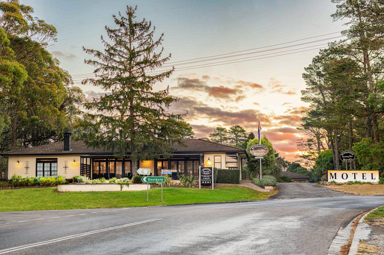 Bundanoon Country Inn Motel - Accommodation Airlie Beach