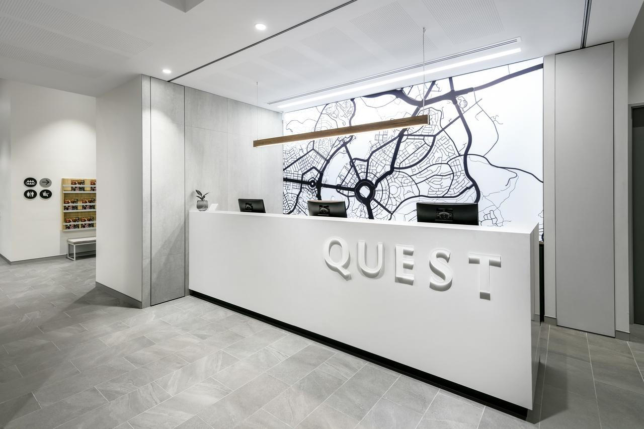 Quest Canberra City Walk - Accommodation Airlie Beach