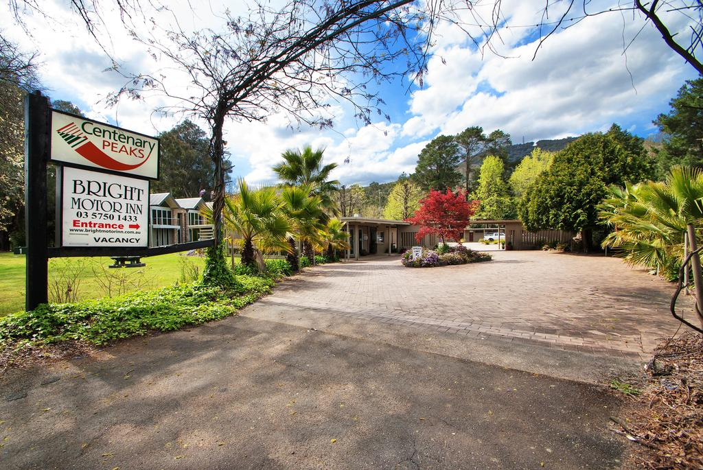 Bright Motor Inn - Accommodation Airlie Beach