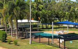 Crystal Creek Caravan Park - Accommodation Airlie Beach