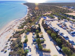 Denham Seaside Caravan Park - Accommodation Airlie Beach