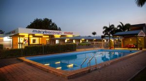 Maryborough Motel and Conference Centre - Accommodation Airlie Beach