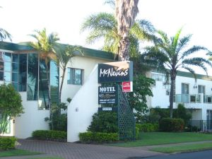 McNevins Maryborough Motel - Accommodation Airlie Beach