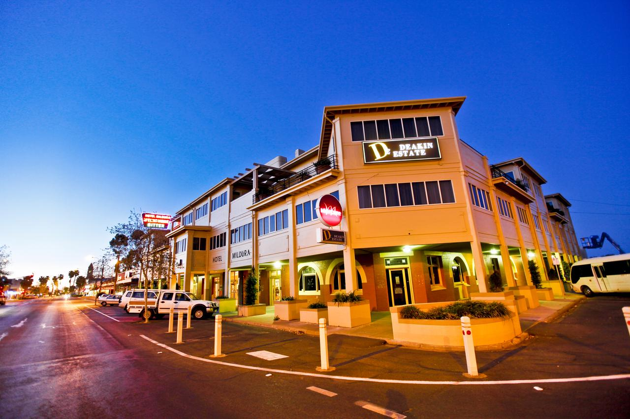 Mercure Hotel Mildura - Accommodation Airlie Beach