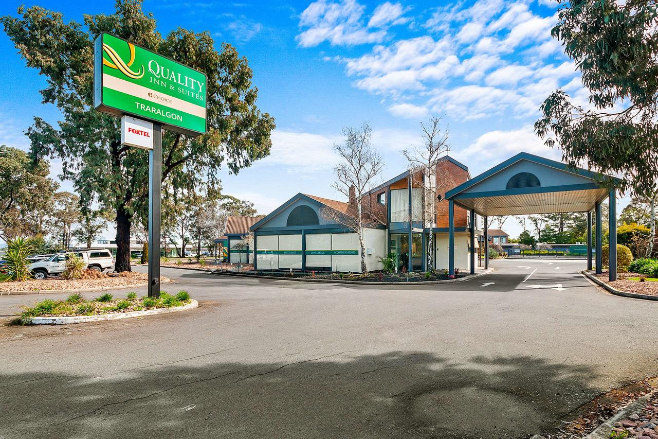Quality Inn  Suites Traralgon - Accommodation Airlie Beach