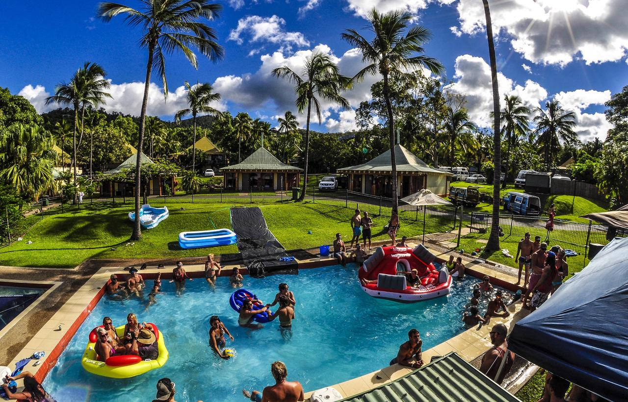 Nomads Airlie Beach - Accommodation Airlie Beach