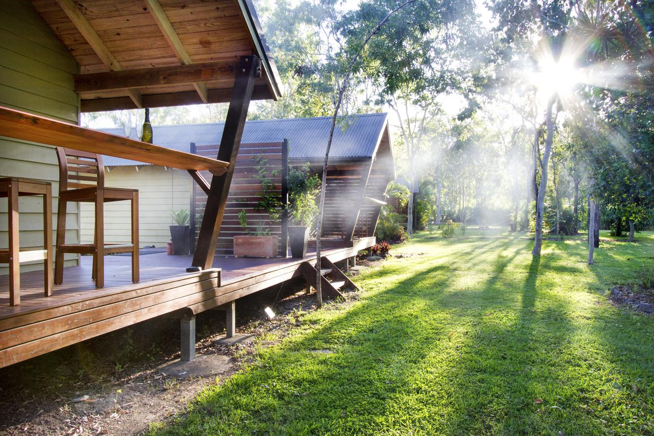 Airlie Beach Eco Cabins - Accommodation Airlie Beach