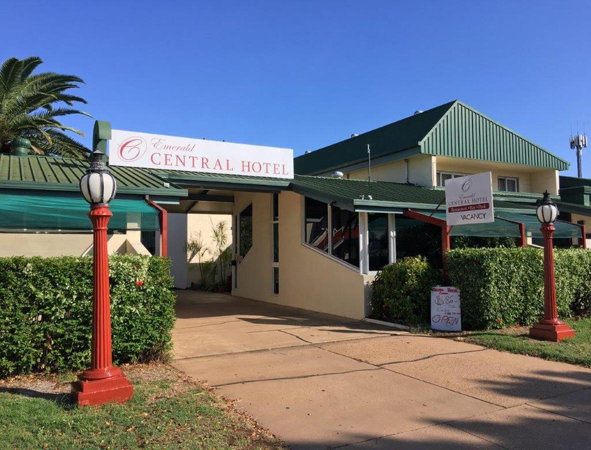 Emerald Central Hotel - Accommodation Airlie Beach
