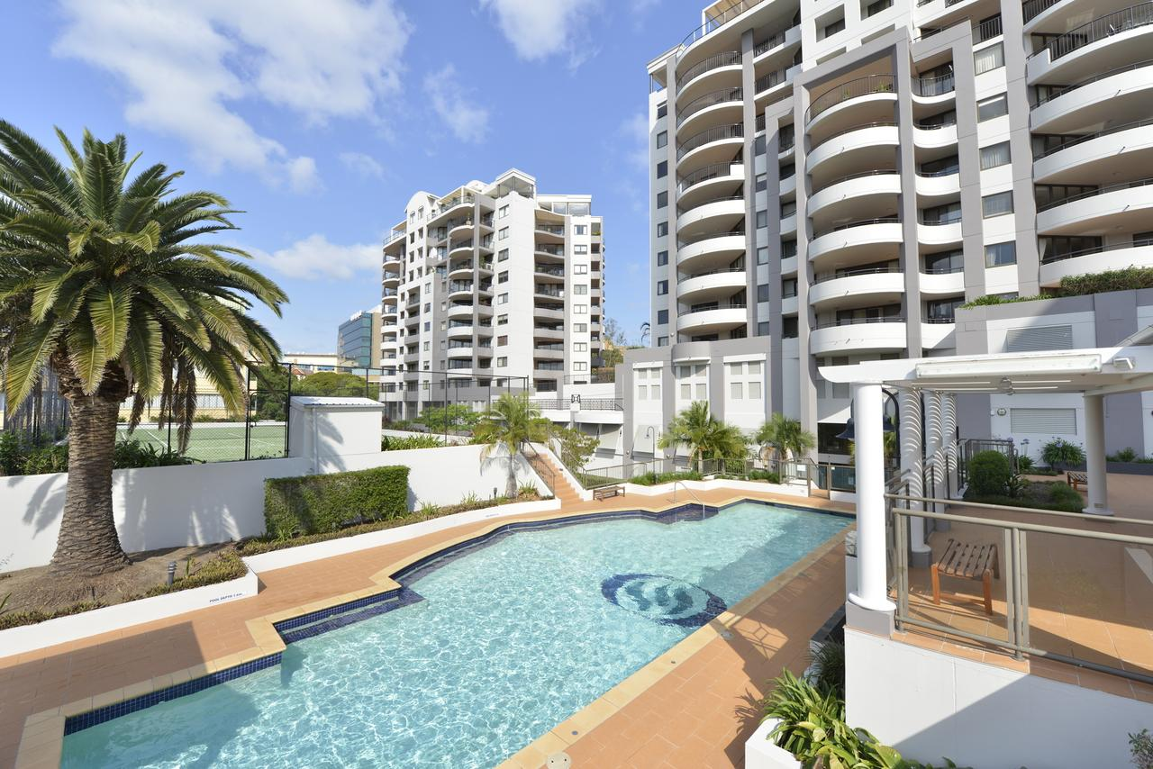 The Oasis Apartments - Accommodation Airlie Beach