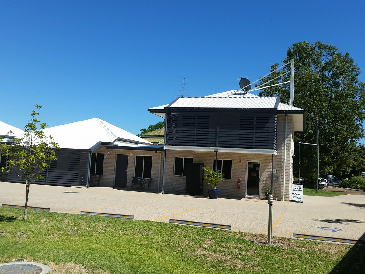 Emerald Park Motel - Accommodation Airlie Beach